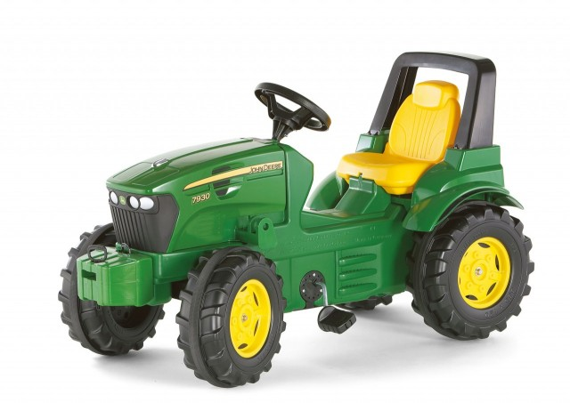 Tractor John Deere 7930 cu pedale Rolly Toys