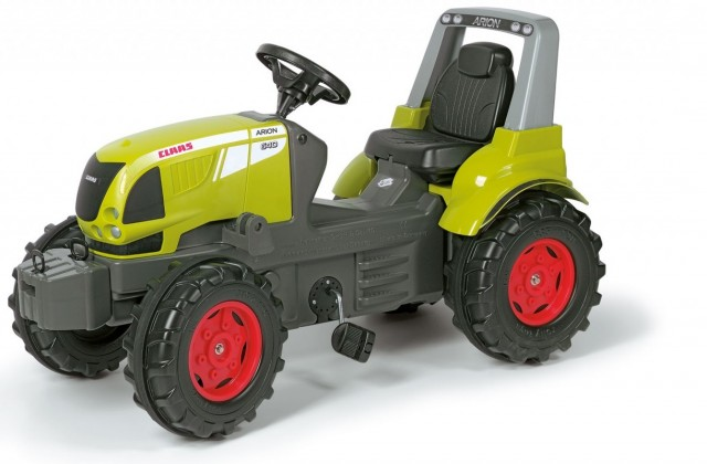 Tractor Claas Arion 640 cu pedale Rolly Toys
